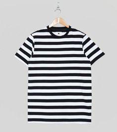 size? Essentials Stripe T-Shirt