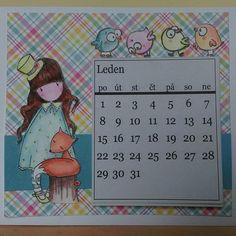 Kalendář #gorjuss