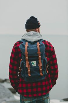 Lumberjack - backpack.