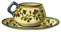 teacup+vines+vintage+image+GraphicsFairy.jpg (1350×731)