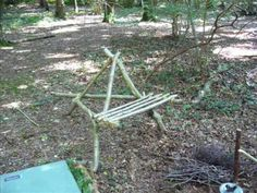 Tips for a bushcraft camp