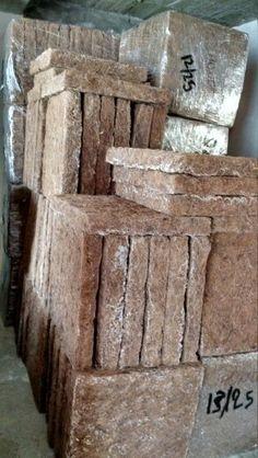 Filtros de fibra de coco