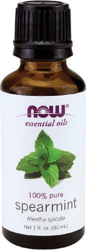 100% PureMentha spicata Ingredients: 100% pure spearmint oil Aroma: Refreshing mintyBenefits: Cooling invigorating stimulatingAbout Spearmint Oil...