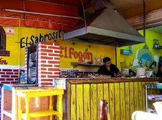 El Fogon - Calle 6th bis & 30th Ave., Playa del Carmen 12345, Mexico. Terrific reviews. Cheap. Tacos!!