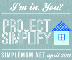 Project Simplify 2013