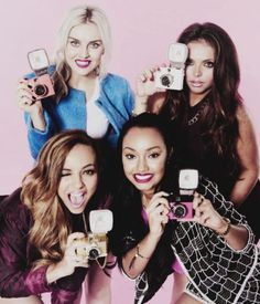 Little mix! The best girl group ever!