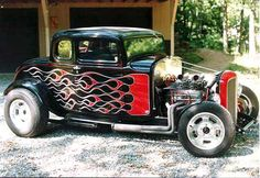 American Graffiti Coupe Pictures and Myths