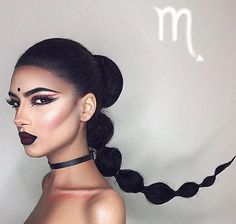 Makeup Looks for Every Zodiac Sign: Scorpio