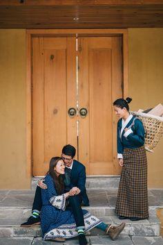 Wide-eyed Wanderers | Bhutan | Pre-Wedding | Majestic | Fine Art | Outdoor | http://brideandbreakfast.hk/2015/05/11/wide-eyed-wanderers/
