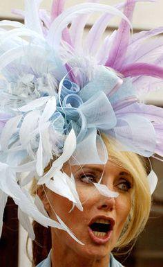 Hats at Royal Ascot