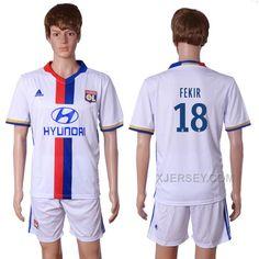 http://www.xjersey.com/201617-lyon-18-fekir-home-soccer-jersey.html Only$35.00 2016-17 LYON 18 FEKIR HOME SOCCER JERSEY Free Shipping!