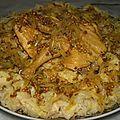 // Rfissa marocaine (ou appelé Tride dans certaines régions) est un plat que l'on prépare très souvent à la naissance d'un enfant. Les...