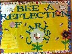 children's church bulletin board ideas - Google Search