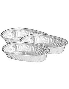 Handi Foil Small Baked Potato Shell. ** Want to know more, click on the image. (This is an affiliate link) #Disposables Small Baked Potato, Cooking Ware, Decorative Bowls, Tin, Kitchen Ideas, Shells, Decor Ideas, Image