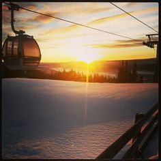 Hafjell Lillehammer, Arctic Circle, North Sea, New Mexico, Finland, Denmark, Norway, Sweden, The Good Place