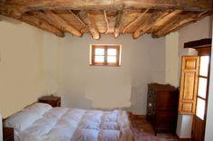 Imagen punto de partida habitación Gerald. Faltaría añadir la textura rugosa de las paredes típicas alpujarreñas