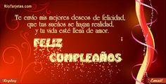 Happy Birthday, Neon Signs, Html, Calamari, Cute Cards, Happy Birthday Cards, Birthday Cards, Happy Bday Wishes, Happiness