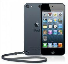 Apple iPod touch 5th Generation 32GB Black & Slate #Eletronicos #Apple