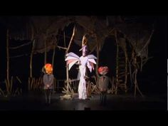 Spring Told with fantastic larger than life puppets (built by PCC's Puppetry class) and set in a wo. Teaching Theatre, Drama Teaching, Medieval Theatre, Community College, Summoning, Performing Arts, Literature, Year 8, Morality