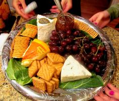 CHEESE PLATE obsessed