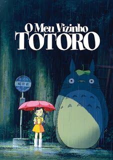 Meu Vizinho Totoro Filme Completo Dublado Totoro Meu Amigo Totoro Filmes De Anime