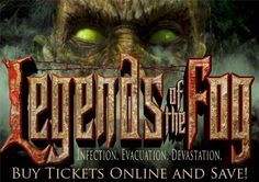 Legends Of The Fog Buy Tickets Online, Attraction, Legends, Reading, Books, Movie Posters, Libros, Film Poster, Book