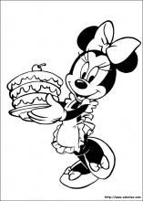 56 Meilleures Images Du Tableau Minnie Coloring Pages Coloring