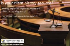 Is your client history secure