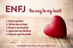 ENFJ Valentine