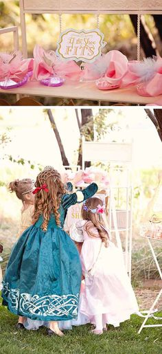 My Daughter Vienna's Princess and The Frog Party | Loralee Lewis
