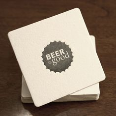 We've never seen a more honest coaster. $10