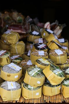 Cheese shop...Travelogue: Tuscany & Umbria, Italy - Hither and Thither