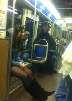 this is why I don't like taking public transportation