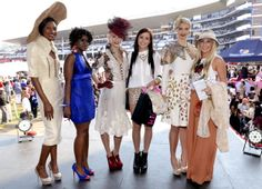 Top three in the 2013 Vodacom Durban July Young Designer Award. Races Fashion, Young Designers, Trendy Fashion, Awards, Kimono Top, Tops, Women, Trendy Outfits, Moda