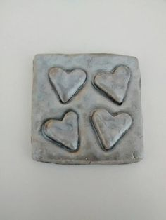 Hey, I found this really awesome Etsy listing at https://www.etsy.com/uk/listing/459877288/handmade-heart-tile-silver-coloured-in