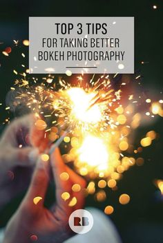 "Bokeh comes from the Japanese word boke (ボケ), which means ""blur"" or ""blur quality."" Bokeh is pronounced BOH-kay; like a bouquet of flowers. Basically it's a blur that appears in the background (or inside) of photographs. It's caused by a fast shutter speed and a small depth of field. Learn how to master the bokeh effect and capture beautiful bokeh moments!"