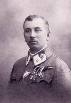 Austro-Hungarian Army - Konstantin Valentini