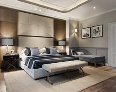 7 Remarkable Simple Ideas: Contemporary Furniture Dream Homes contemporary bedroom warm. Hotel Bedroom Decor, Bedroom Bed Design, Modern Bedroom Design, Bedroom Furniture Sets, Home Bedroom, Furniture Design, Lobby Furniture, Cheap Furniture, Bedroom Ideas