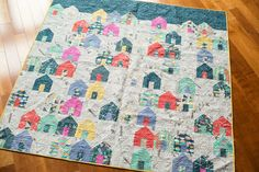 Story Party with Such Designs - Fat Quarter Shop's Jolly Jabber