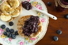 Magical Blueberry Vanilla Chia Seed Jam