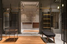 Neri and Hu Architects Renovates Flagship Store for Comme Moi