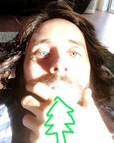 """Mi piace"": 56, commenti: 1 - letothebest  ₪ ø lll ·o. ⨺ (@letothebest) su Instagram: ""#jaredleto #snapchat #artist #actor #director #musician #singer #echelonleader #handsome #beautiful…"""