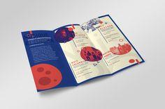 Depliant-presentation-interiorYou can find Programme booklet and more on our website. Design Poster, Flyer Design, Layout Design, Leaflet Layout, Leaflet Design, Pamphlet Design, Booklet Design, Graphic Design Brochure, Brochure Layout