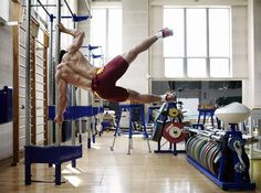 Weightlifting Winners  Inside the Olympic Training Camp of China's World Record-Breaking Gold Medalists
