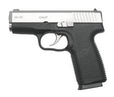 kahr cw45 - in hand!
