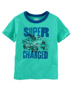 Kid Boy OshKosh Originals Graphic Tee from OshKosh B'gosh. Shop clothing & accessories from a trusted name in kids, toddlers, and baby clothes.