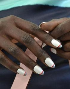 File under: nails we need. //Manbo