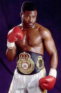 Meldrick Taylor (IBF-SW WBA-W 38-8-1 USA)