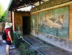 casas que ver en pompeya Más