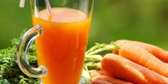 Carrot juice and great utility
